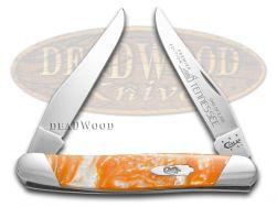 Case xx Muskrat Knife Slant Series Tennessee Orange Corelon 1/2500 S9200TN
