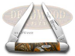 Case xx Muskrat Knife Oktoberfest Genuine Corelon 1/500 Stainless Pocket 9200OF