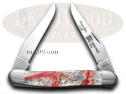 Case xx Muskrat Knife Peppermint Genuine Corelon 1/500 Stainless Pocket 9200PM