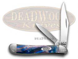 Case xx Peanut Knife Engraved Bolster Lolly Pop Corelon Stainless 9220LP/E