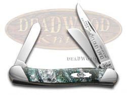 Case xx Medium Stockman Knife Slant Series Cloud Land Corelon 1/2500 S9318CL