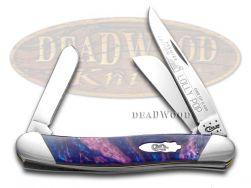 Case xx Medium Stockman Knife Slant Series Lolly Pop Corelon 1/2500 S9318LP