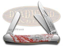 Case xx Medium Stockman Knife Slant Series Peppermint Corelon 1/2500 S9318PM