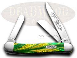 Case xx Medium Stockman Knife Cat's Eye Genuine Corelon 1/500 Stainless 9318CE