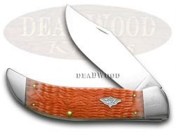 Case xx Salmon Vintage Clasp 1/100 Pocket Knife 9750 Knives