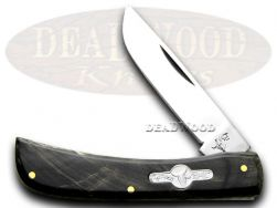 German Bull Buffalo Horn Dirt Buster Pocket Knife 107BH Knives