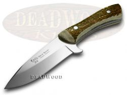 Hen & Rooster Stag Fixed Blade Knife 5030DS Knives