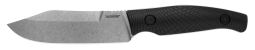 KERSHAW Camp 5 Fixed Blade Knife Black Nylon Full Tang D2 Carbon Steel 1083