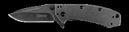 Kershaw Cryo Frame Lock Knife BlackWash Stainless Steel 1555BW Black Stonewashed