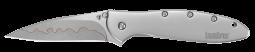 Kershaw Leek Frame Lock Knife Stainless Steel D2 & 14C28N Composite Blade 1660CB