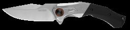 Kershaw Payout Frame Lock Black G-10 & Stonewashed Steel D2 2075 Pocket Knife