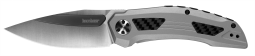 Kershaw Norad Frame Lock Knife Stainless Steel & Carbon Fiber D2 Blade 5510