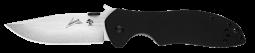 Kershaw Emerson CQC-6K Frame Lock Knife Black G-10 Stainless 6034 Pocket Knives