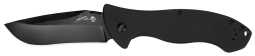 Kershaw Emerson CQC-9K Frame Lock Knife Black G-10 Stainless 6045BLK Knives