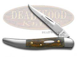 Schatt & Morgan Toothpick Knife GenuineMammoth Fossil 1/100 Stainless Pocket