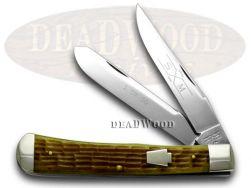 Schatt & Morgan Green Keystone Trapper 1/50 Knife 19KS Knives