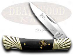 Steel Warrior Barracuda Buffalo Pocket Knife 100CBH Knives