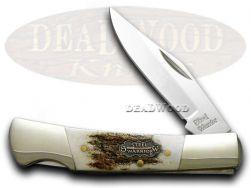 Steel Warrior Barracuda Lockback STAG Pocket Knife 100DS Knives