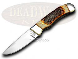 Steel Warrior Fixed Blade Coon Hunter Knife 101ASC Knives