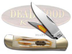 Steel Warrior Locking Copperhead Knife Second Cut Bone Stainless Pocket SW-104SC