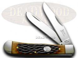 Steel Warrior Trapper SS Bone Pocket Knife 108ASC Knives