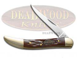 Steel Warrior Toothpick Knife Second Cut Autumn Bone Stainless Pocket SW-109ASC