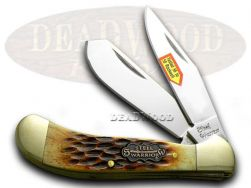 Steel Warrior Saddlehorn SS Pocket Knife 111ASC Knives