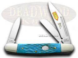 Steel Warrior Stockman SS Bone Pocket Knife 112CBJ Knives