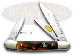 Steel Warrior Wrangler Stockman Knife Tortoise Shell Stainless Pocket SW-112ITS