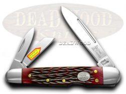 Steel Warrior Lockback Whittler Pocket Knife 116RWJ Knives