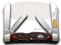 Steel Warrior Congress Bone Pocket KNIFE Knife 118RWJ Knives