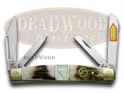 Frost Family Congress Knife 40th Anv Deer Stag & Mother of Pearl 1/600 40-110SMS