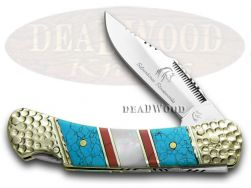 Silverhorse STONEWORKS Warrior Knife SHS123TUR Knives