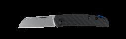 Zero Tolerance 0230 Folding Knife Black Carbon Fiber Anso CPM 20CV Stainless