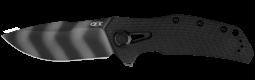 Zero Tolerance 308BLKTS Frame Lock Knife Black G-10 & Titanium 20CV Stainless