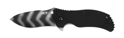 Zero Tolerance 0350TS Liner Lock Knife Black G-10 S30V Stainless 350TS Ken Onion