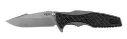 Zero Tolerance 0393GLCF Frame Lock Knife Glow-in-the-Dark Carbon Fiber 20CV