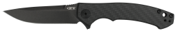 Zero Tolerance Framelock Knife Carbon Fiber & Titanium S35VN Stainless ZT 0450CF
