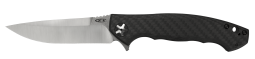 Zero Tolerance Framelock Knife Carbon Fiber & Titanium S35VN Stainless ZT 0452CF
