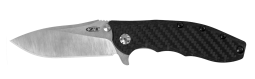 Zero Tolerance 0562CF Frame Lock Knife Black Carbon Fiber & Titanium CPM 20CV