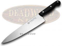 Boker Arbolito Kampai Deba Kitchen Knife Black Full Tang Stainless 03BA8318