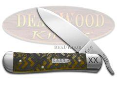 Case xx Russlock Knife Hummingbird Antique Bone 1/500 Stainless Pocket Knives