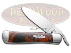 Case xx Russlock Knife Cherokee Trail Corelon Handle Stainless Pocket Knives