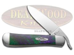 Case xx Russlock Knife Picasso Corelon Handle Stainless Pocket Knives 6084PSO