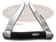 Case xx Muskrat Knife America's Black Coal Corelon 1/1200 Stainless 9200ABC