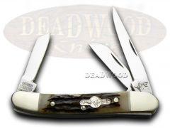 German Bull Stockman Knife Deer Stag Stainless German Pocket Knives GB-106