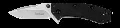 Kershaw Cryo Frame Lock Knife Black G-10 & Stainless Steel 1555G10 Pocket Knives