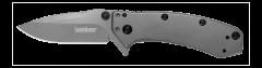 Kershaw Cryo Frame Lock Knife Matte Grey TiCN Coated Stainless Steel 1555TI