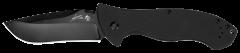 Kershaw Emerson CQC-9K Frame Lock Knife Black G-10 Stainless 6045BLK Knives